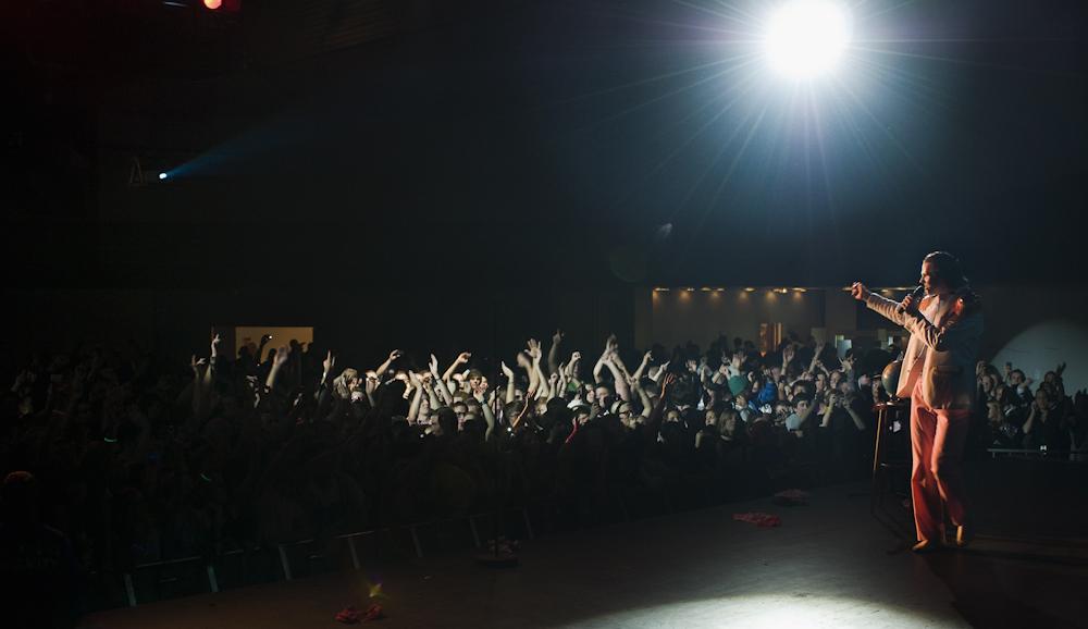 Alexander Marcus - Mega Tour 2010