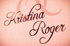 Kristina & Roger's Hochzeits Wochenende - Fest