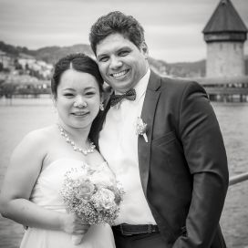 Hochzeit von Mia & Bernhard