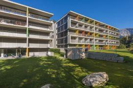 Wohn- und Appartementhäuser Marcau