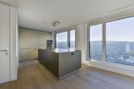 Limmat Tower, Penthouse 24.2